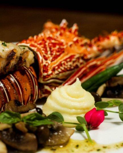 Vivre Catering Food Set Menu Lobster