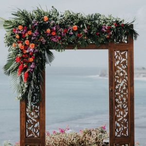 Balinese Ceremony Arch 03