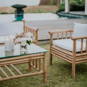 Bamboo Lounge Set 02