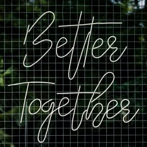 Better Together – White 02