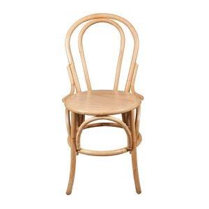 Blonde Bentwood Chair 01