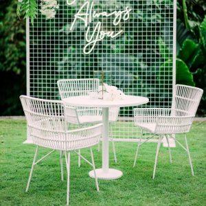 Frenchy Cafe Set White 02