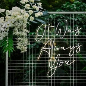 Its Was Always You – White 02