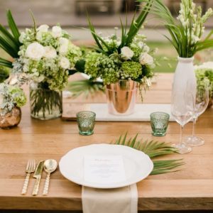 Natural Dining Table 03