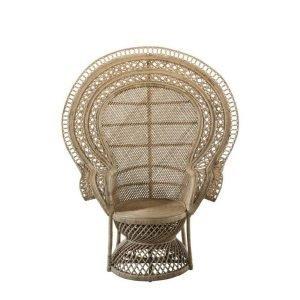 Natural Peacock Chair 01