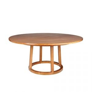 Round Dining Table 01