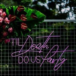 Til Death Do Us Party – Pink 01